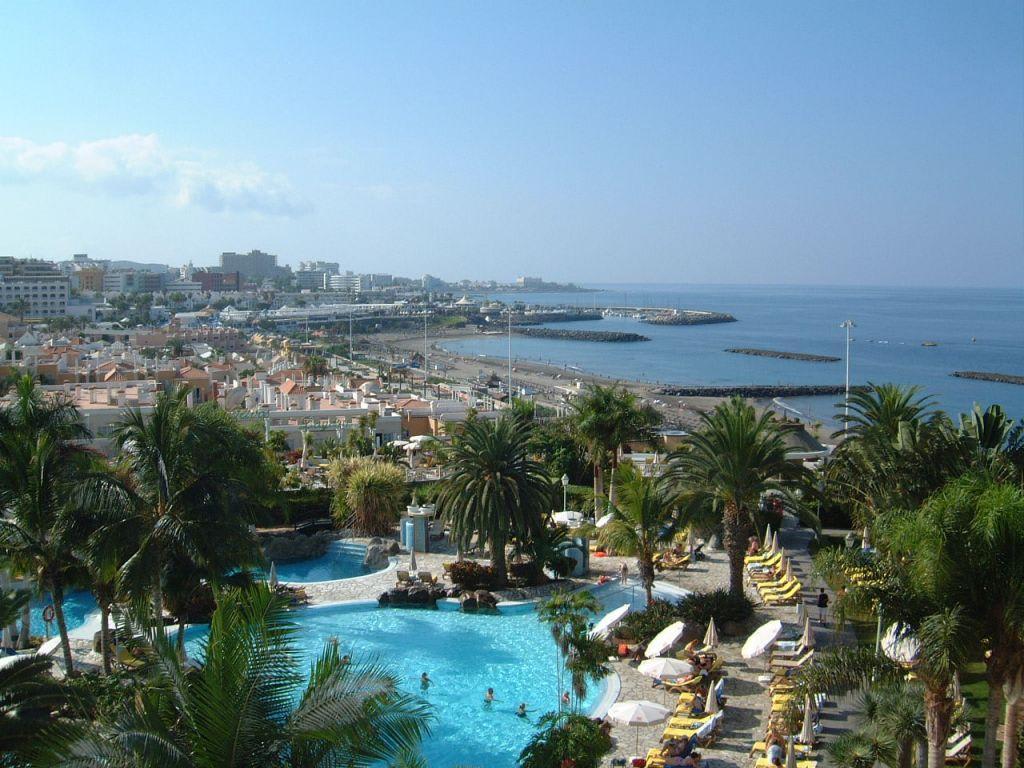 Bild meerblick zu adri n hoteles jardines de nivaria in for Hotel jardines de nivaria