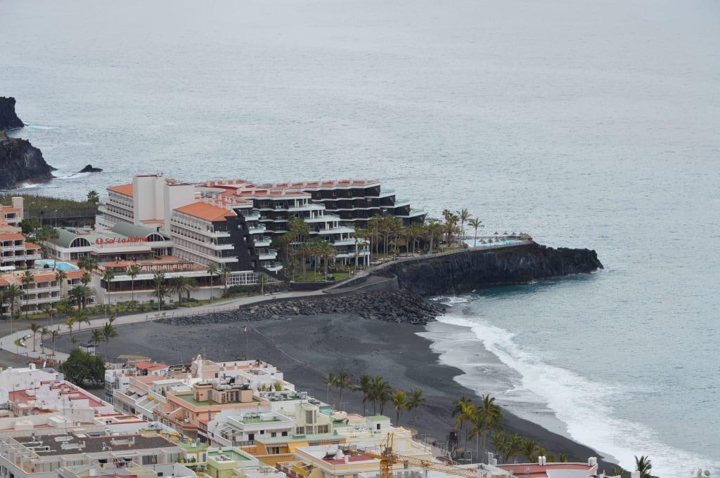 Bild hotel in puerto naos zu sol la palma hotel in puerto naos - Hotel sol puerto naos ...