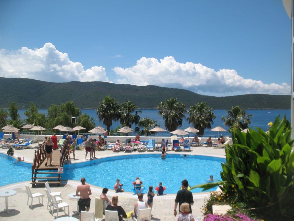Basen - Hotel Bodrum Holiday Resort & Spa
