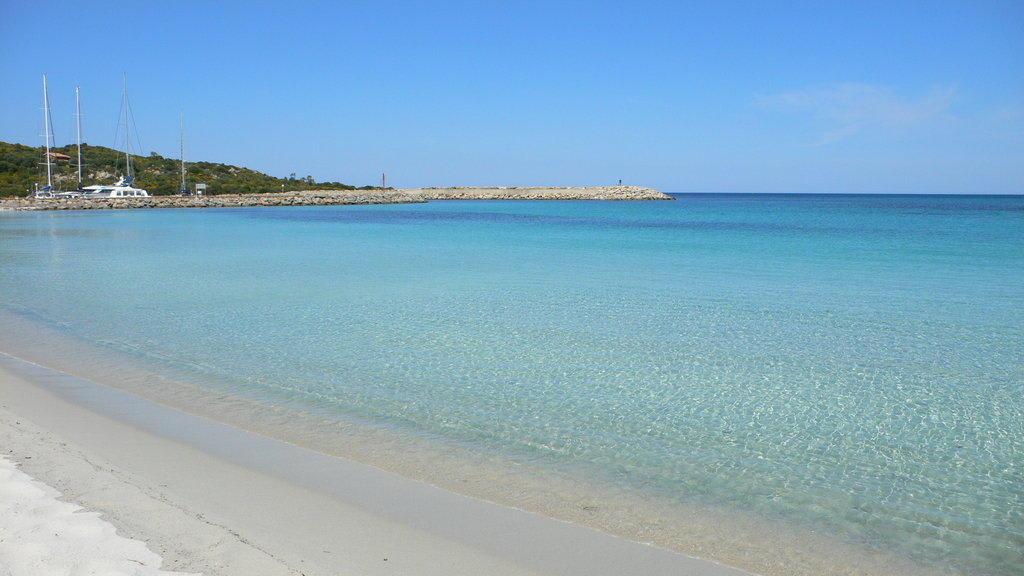 Bild spiaggia grande di porto ottiolu zu strand budoni for Last minute budoni