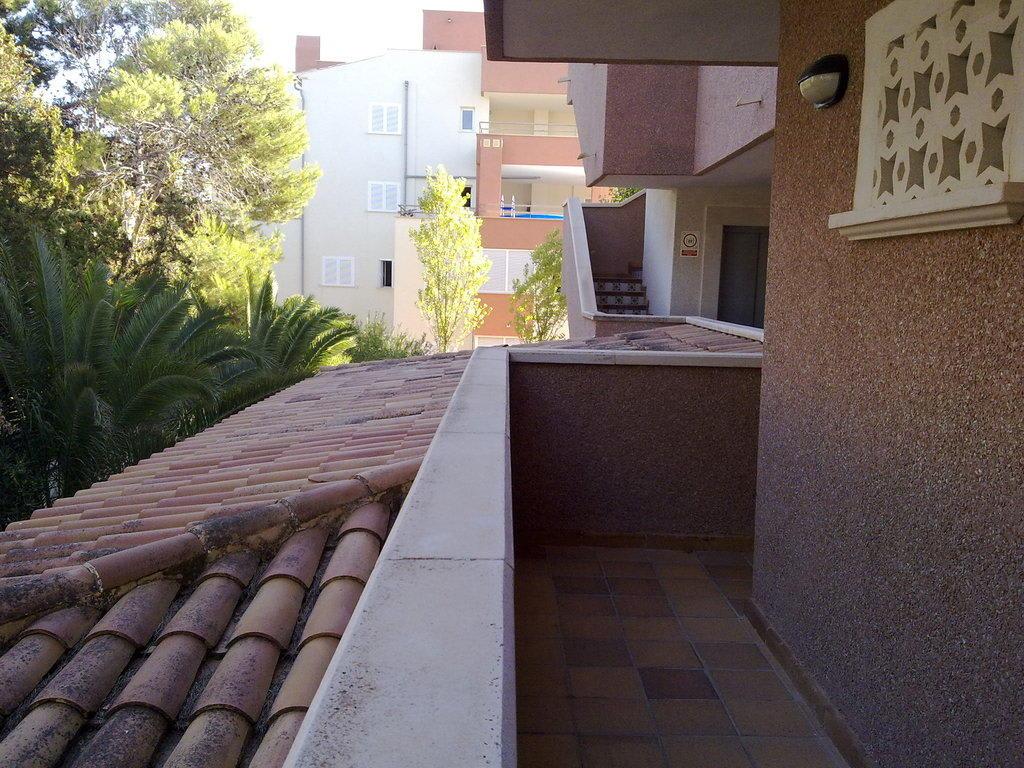Bild Quot Offenes Treppenhaus Quot Zu Hotel Quijote Park In Cala