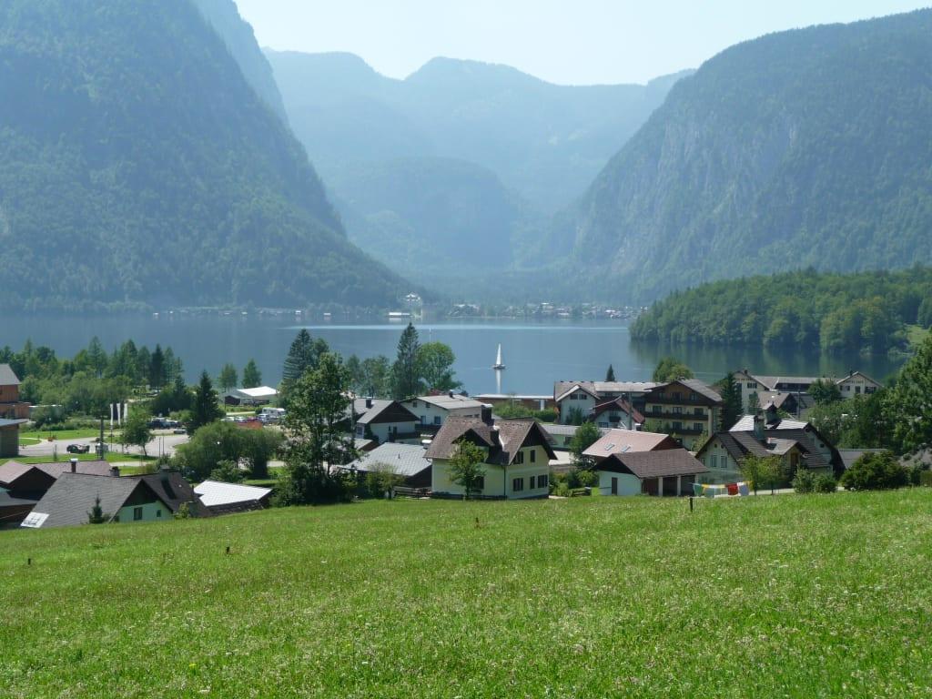 Bild Quot Wanderung Nach Bad Aussee Quot Zu Sommersbergsee In Bad