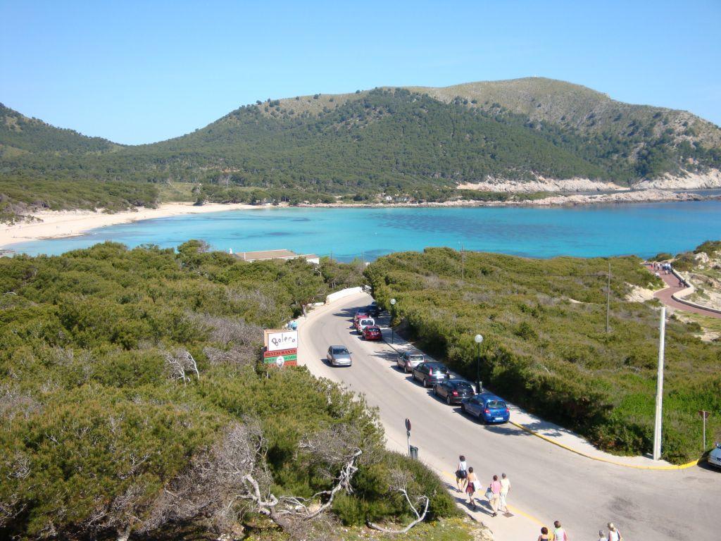 Hotel S Entrador Playa An Der Cala Agulla