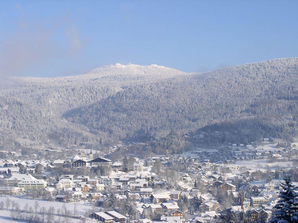 Bild Bodenmais Wintertraum Mit Arber Zu Skigebiet Grosser Arber In