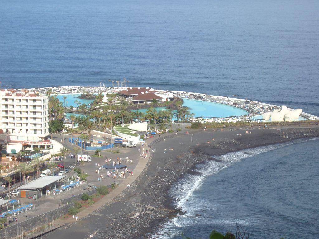 Bild hotel tenerife playa zu hotel h10 tenerife playa in puerto de la cruz - Playa puerto de la cruz tenerife ...