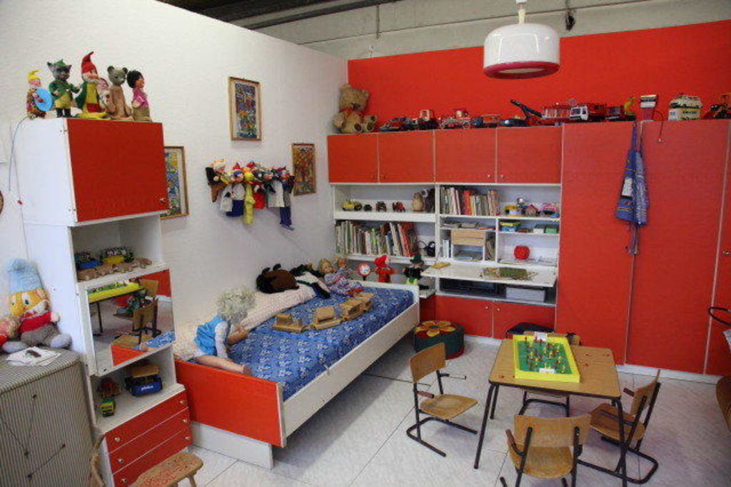 Bild kinderzimmer zu ddr museum thale in thale for Kinderzimmer 7 5 m2