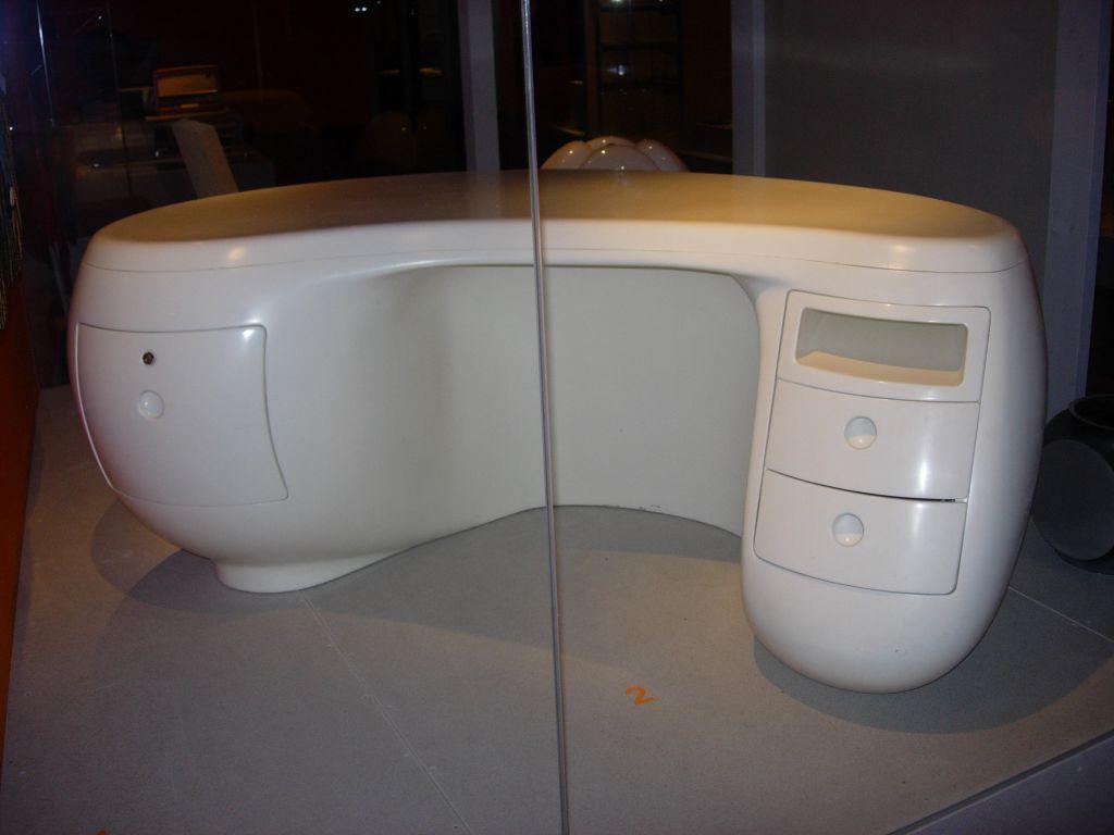 Schreibtisch design  Bild