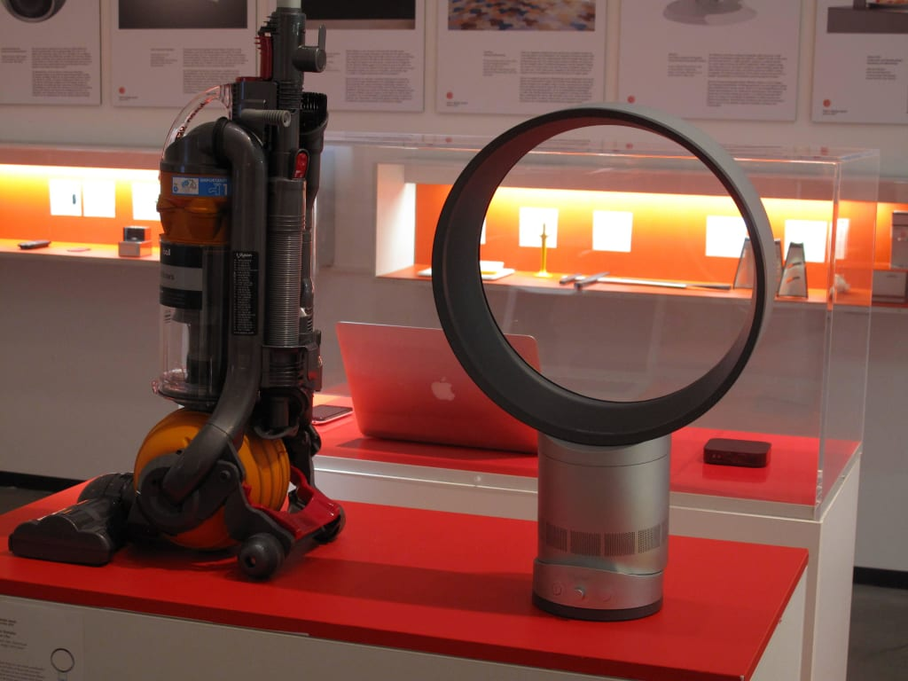 Ventilator Bilder bild dyson staubsauger ventilator zu design zentrum nrw in essen