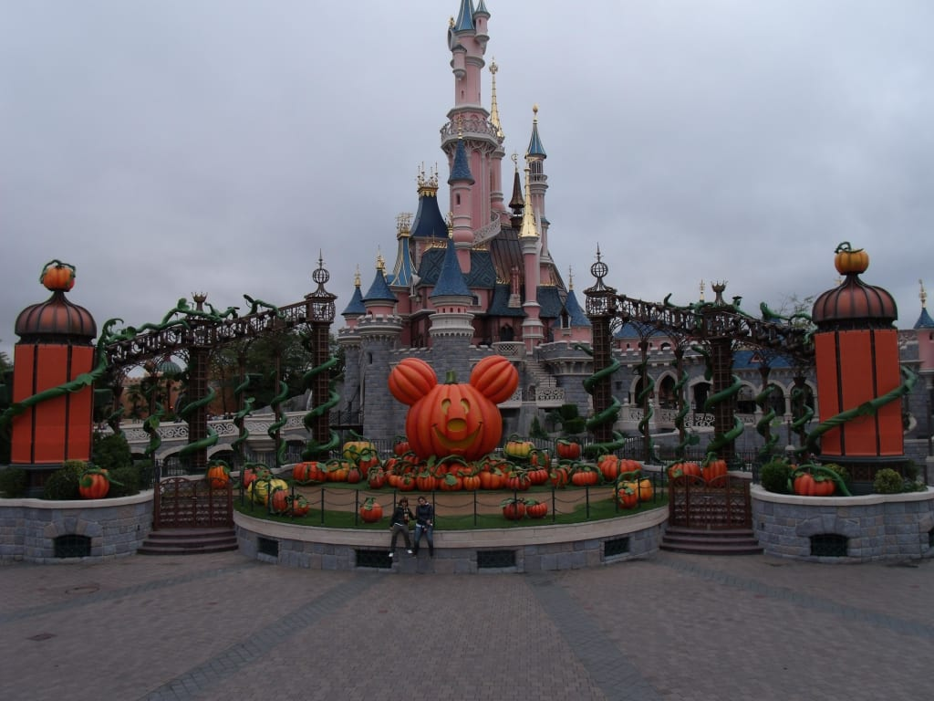Disneyland Bewertung Hotel Cheyenne Paris