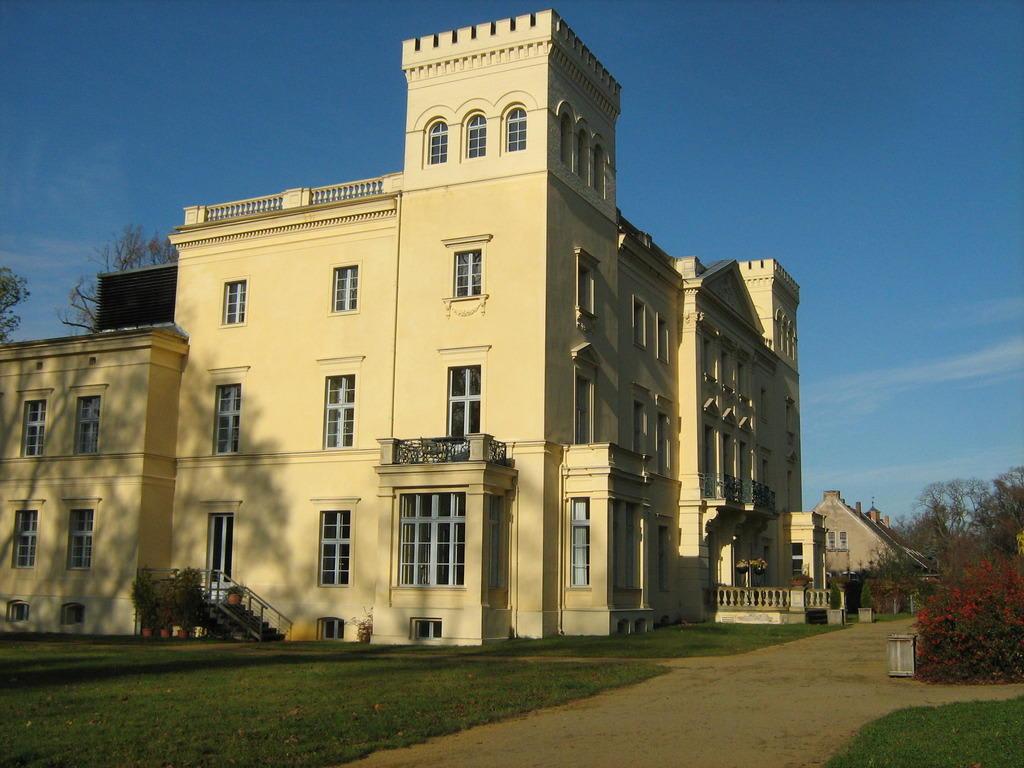 Bild Hotel Vom Nahen Zu Schloss Steinh Fel In Steinh Fel