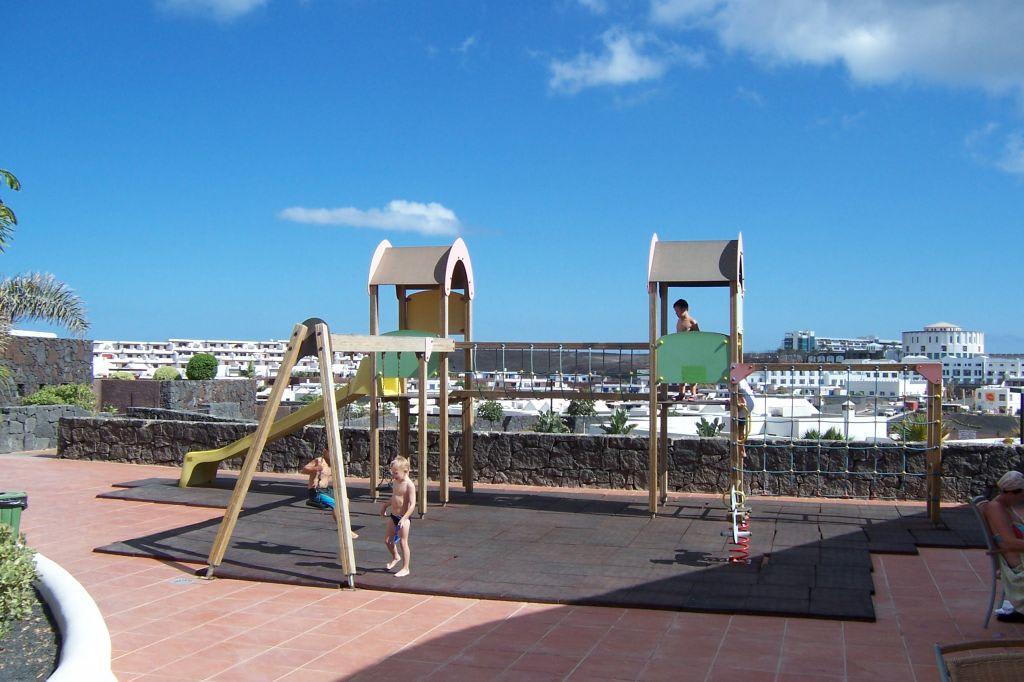 bild kletterger st f r kinder zu hotel bahia playa. Black Bedroom Furniture Sets. Home Design Ideas