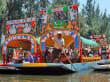 Rundfahrt in Xochimilco