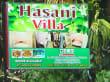 Werbung - Hasani Villa