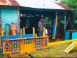 Ochsenkarrenwerkstatt in Sarchi