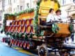 Festwagen mit Führer Brauerei Zirndorf