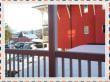 Aussicht aus unserem Balkon - Das Hotel Eden