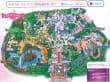 Plan Disneyland Paris