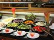 Salatbüffet - Hotel Dana Beach Resort