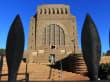 Aufgang zum Voortrekker Monument