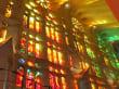 Sagrada Familia Innenansicht