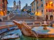 Piazza di Spagna & Spanische Treppe