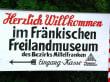 Das Freilandmuseum im Bild