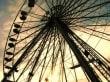 Abendstimmung am Riesenrad