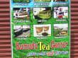 Schild - Tee Herstellung