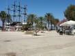 Strandpromenade Evrenseki