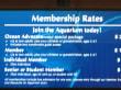 Eintrittsgelder für das Aquarium