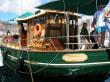 Das Ausflugsschiff - Die Bussard -