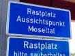 Rastplatz Moseltal in Koblenz