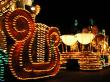 Lichterparade Magic Kingdom, Orlando