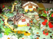 Weihnachtliches Kuchenbuffet