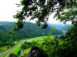 Auf-Abstieg Adlerstein Panorama