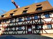 Nebenhäuser der Kaiserburg