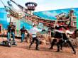 Die Drei Musketiere Show im Filmpark Babelsberg