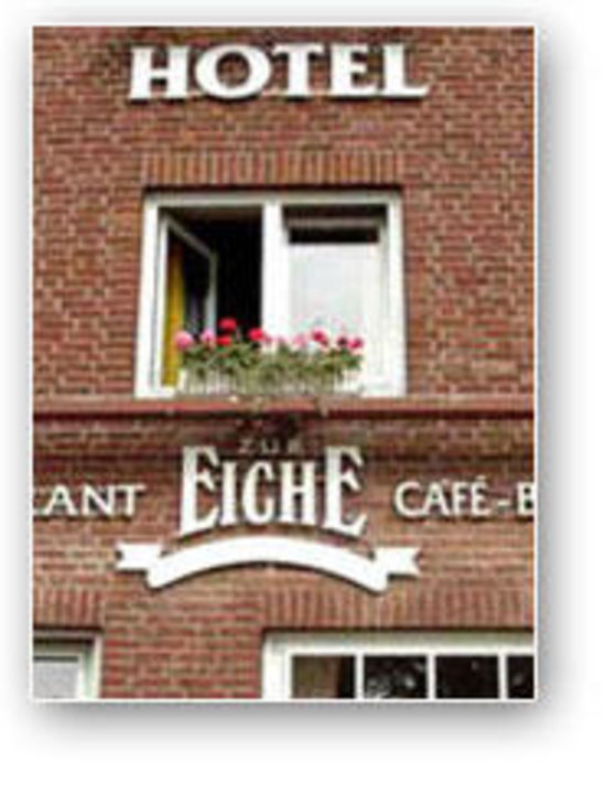 Bett Hotel Zur Eiche