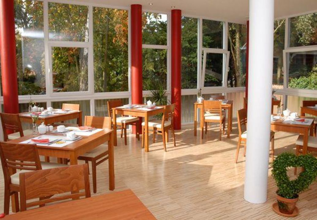 Restaurant/Buffet Hotel Stadtvilla Garni