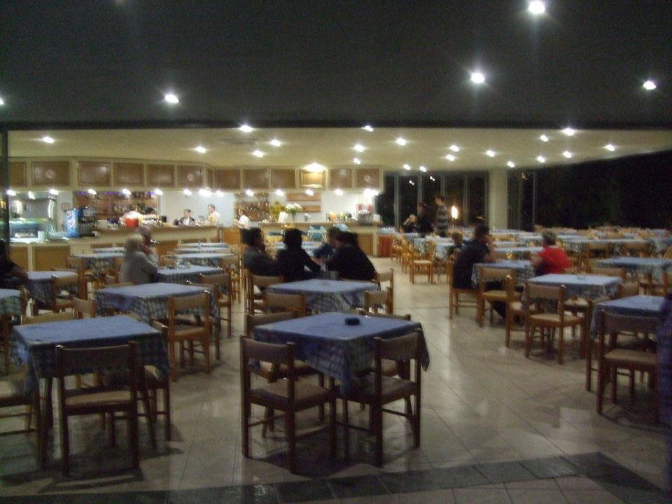 Restaurant und Bar Hotel Calypso Beach