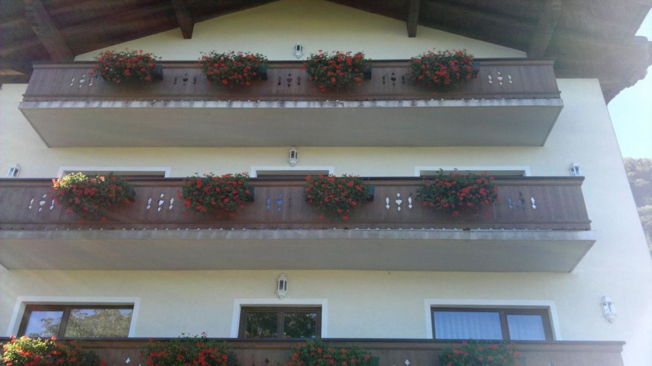 Garten Hotel Hennersbergerhof