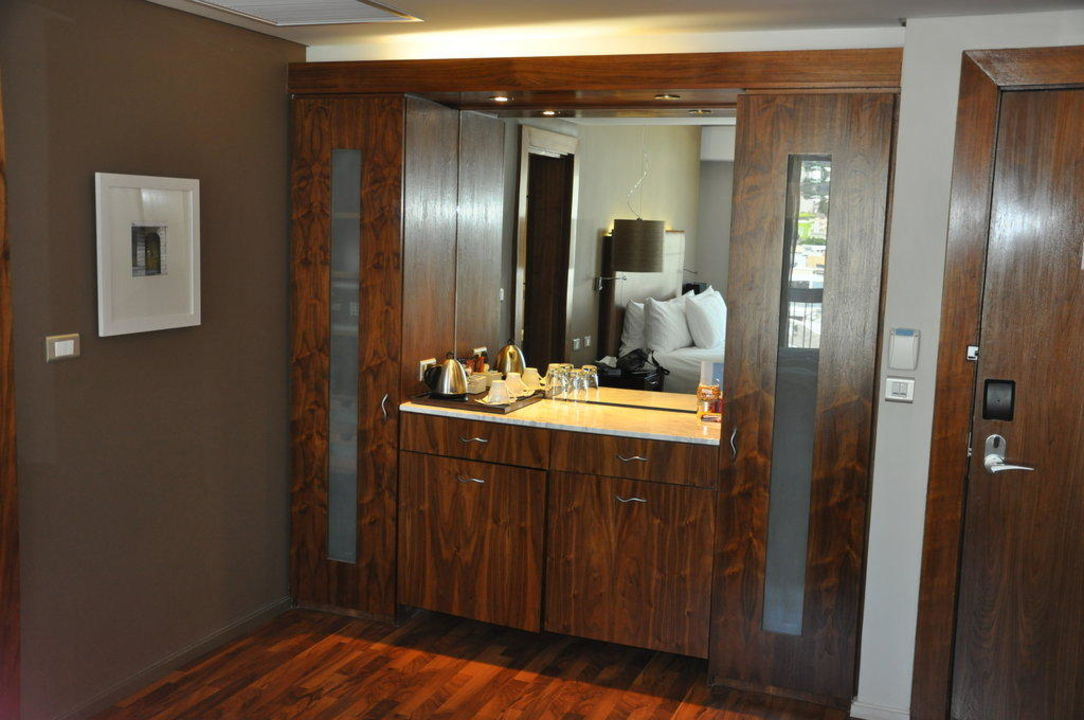Executive Room Hilton Cape Town City Centre