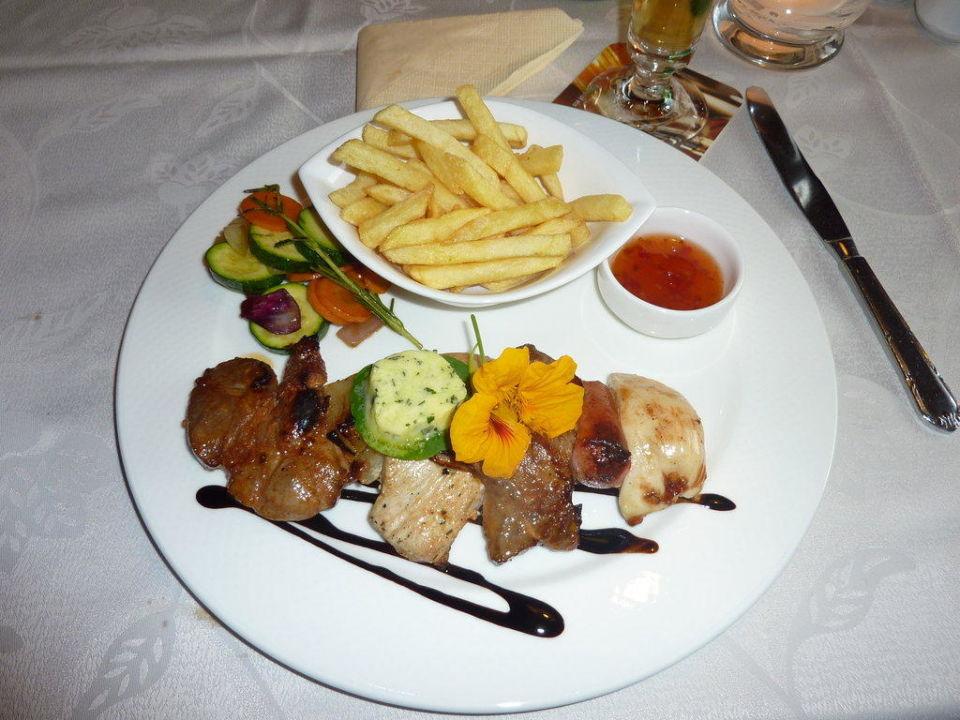 Abendessen Alpenrose Hotel-Pension