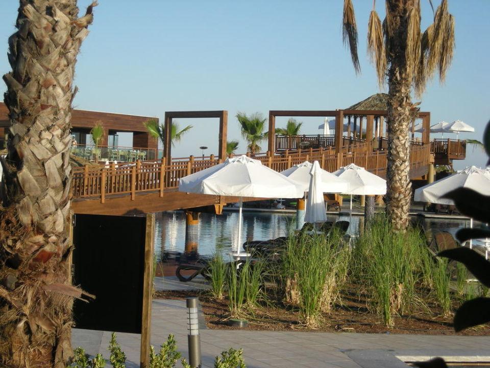 Eingang Sherwood Dreams Resort
