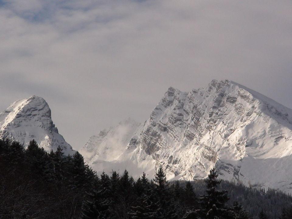 Früher Morgen Alm- & Wellnesshotel Alpenhof