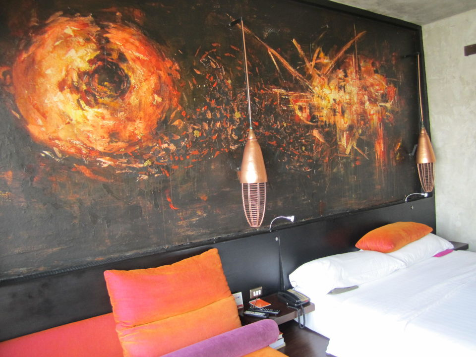 Design Zimmer Hotel Siam @ Siam Design Hotel & Spa