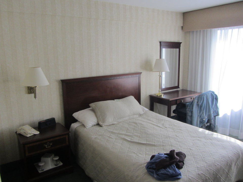 Doppelzimmer Hotel Pan American