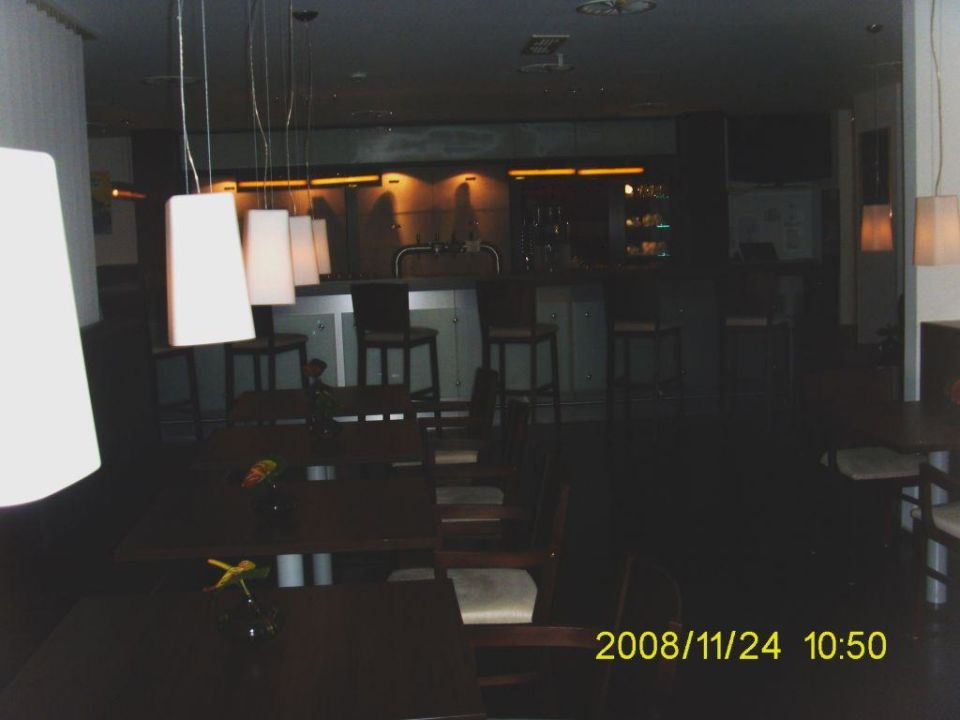 Bar Hotel Park Inn HH Park Inn by Radisson Hamburg Nord