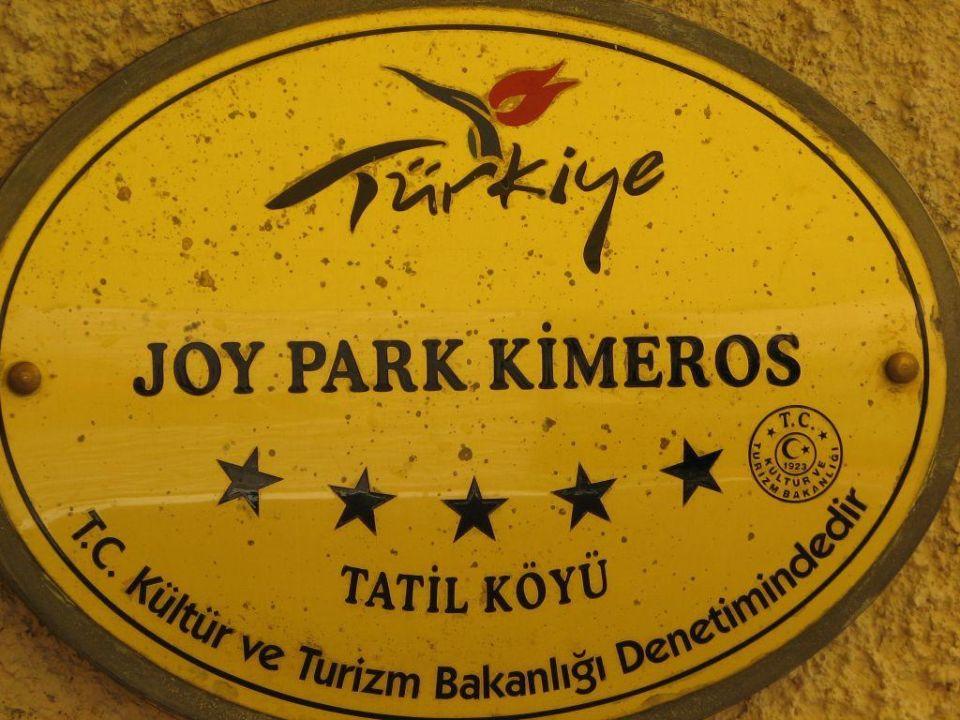 Joy Park Kimeros Kimeros Park Holiday Village