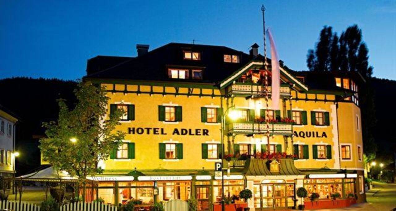 Aussicht/Ausblick Hotel Adler